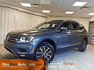 Used 2018 Volkswagen Tiguan Comfortline 4Motion, Automatique for sale in Sherbrooke, QC