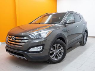 Used 2013 Hyundai Santa Fe AWD CLIM MULTI BLUETOOTH *SIÈGES / VOLANT CHAUFF* for sale in St-Jérôme, QC