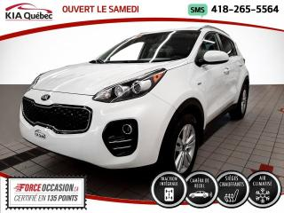 Used 2018 Kia Sportage LX* AWD* CAMERA* SIEGES CHAUFFANTS* for sale in Québec, QC