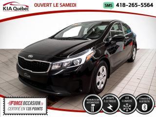 Used 2017 Kia Forte LX* AUTOMATIQUE* A/C* GROUPE ELECTRIQUE* for sale in Québec, QC