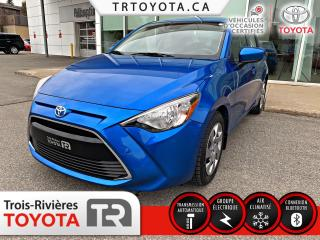 Used 2017 Toyota Yaris Berline 4 portes BA for sale in Trois-Rivières, QC