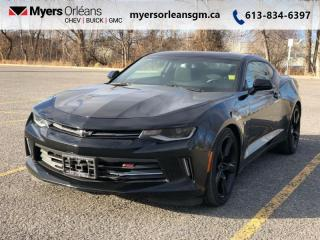 Used 2017 Chevrolet Camaro 1LT for sale in Orleans, ON