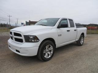 Used 2018 RAM 1500 ST Quad Cab 4x4 caisse de 6 pi 4 po *Dis for sale in Lévis, QC