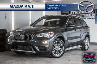 Used 2016 BMW X1 AWD,AUTOMATIQUE,CAMÉRA DE RECUL,BLUETOOTH,CUIR for sale in Montréal, QC