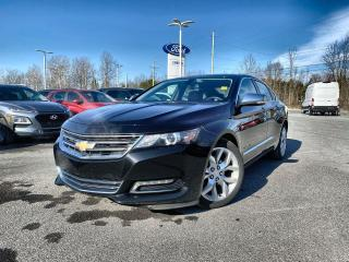 Used 2019 Chevrolet Impala Premier for sale in Embrun, ON
