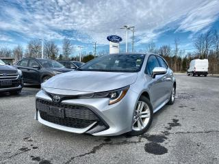 Used 2019 Toyota Corolla Hatchback for sale in Embrun, ON