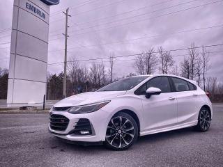 Used 2019 Chevrolet Cruze Premier for sale in Embrun, ON