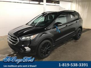Used 2017 Ford Escape 4x4 4 portes Titanium for sale in Shawinigan, QC