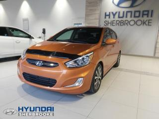 Used 2017 Hyundai Accent SE TOIT BANCS CHAUFF BLUETOOTH CRUISE for sale in Sherbrooke, QC