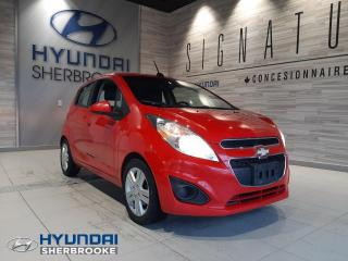 Used 2015 Chevrolet Spark 1LT  AIR CLIMATISÉ  BLUETOOTH  CRUISE for sale in Sherbrooke, QC