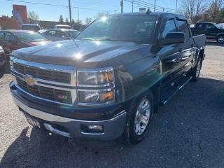 Used 2015 Chevrolet Silverado 1500 LT for sale in Peterborough, ON