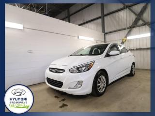 Used 2017 Hyundai Accent Berline 4 portes, boîte automatique SE for sale in Val-David, QC