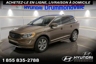 Used 2016 Volvo XC60 T6 AWD + GARANTIE + TOIT PANO + CAMERA for sale in Drummondville, QC