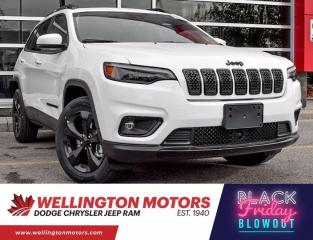 New 2021 Jeep Cherokee Altitude for sale in Guelph, ON