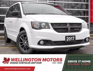 Used 2017 Dodge Grand Caravan SXT / One Owner / DVD ... for sale in Guelph, ON
