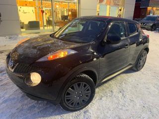 Used 2014 Nissan Juke SV AWD + 1 PROPRIO + BAS KILOMÉTRAGE 8 PNEUS + MAGS D'ORIGINE + ROUES D'HIVER for sale in Val-d'Or, QC