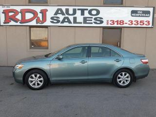 Used 2008 Toyota Camry LE I OWNER ,ACCIDENT FREE for sale in Hamilton, ON
