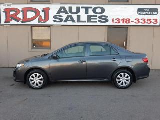 Used 2010 Toyota Corolla CE 1 OWNER,ACCIDENT FREE for sale in Hamilton, ON