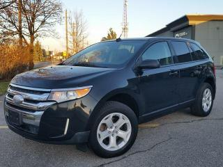 Used 2013 Ford Edge SEL FWD for sale in Cambridge, ON
