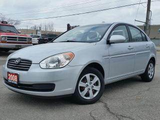 Used 2008 Hyundai Accent L 5spd for sale in Cambridge, ON