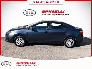 Used 2017 Toyota Corolla COROLA LE avec 670km Seulement WINTER AND SUMMER TIRES for sale in Montréal, QC