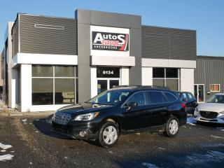 Used 2016 Subaru Outback 2.5i AWD + INSPECTÉ + VITRES TEINTÉES for sale in Sherbrooke, QC
