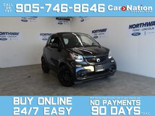 Used 2016 Smart fortwo BLUETOOTH | UPGRADED ALLOYS | ONLY 52 KMS! for sale in Brantford, ON