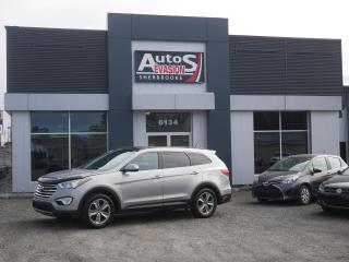 Used 2015 Hyundai Santa Fe XL AWD 3.3L Luxury  + 6 PASSAGERS + TOIT + CUIR for sale in Sherbrooke, QC