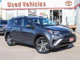 Used 2018 Toyota RAV4 LE | BACK-UP CAMERA | HEATED SEATS | SINGLE OWNER for sale in North York, ON