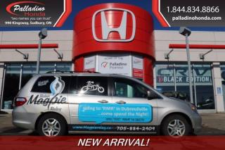 Used 2005 Honda Odyssey EX-L - SELF CERTIFY - for sale in Sudbury, ON