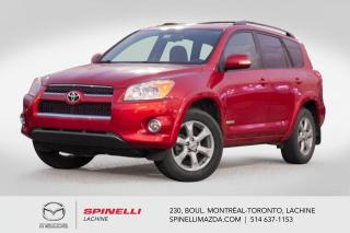 Used 2009 Toyota RAV4 Limited 4WD TEL QUEL Toyota Rav4 Limited 4WD 2009 for sale in Lachine, QC