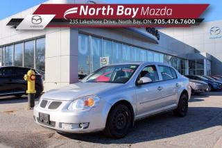 Used 2009 Pontiac G5 SE Self Certify - Click Here! Test Drive Appts Available! for sale in North Bay, ON