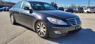 Used 2009 Hyundai Genesis MOONROOF|HEATED SEATS|NO ACCIDENT REPORT for sale in Scarborough, ON