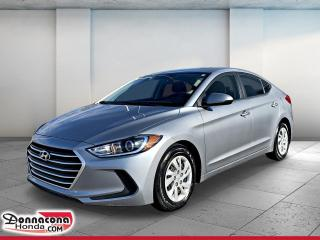 Used 2017 Hyundai Elantra LE *SEULEMENT 16 668 KM* for sale in Donnacona, QC