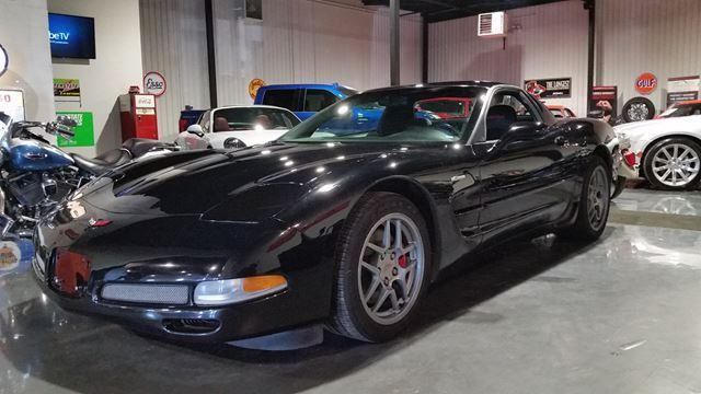 2001 Chevrolet Corvette Z06 COUPE **ONLY 30,000 KMS**