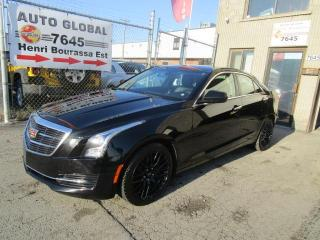 Used 2015 Cadillac ATS 2.0L berline 4 portes à TI for sale in Montréal, QC