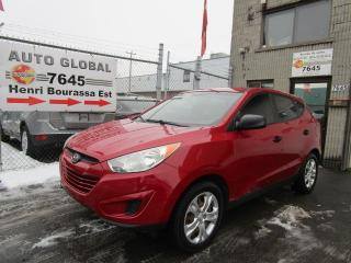 Used 2013 Hyundai Tucson Traction avant, 4 portes, I4, boîte auto for sale in Montréal, QC
