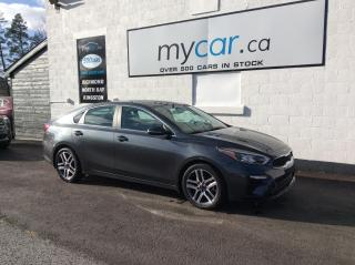 Used 2020 Kia Forte EX+ SUNROOF, HEATED SEATS/WHEEL, ALLOYS, BACKUP CAM!! for sale in Richmond, ON