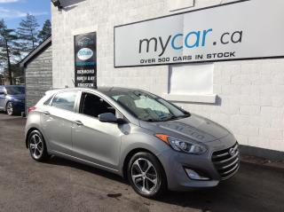 Used 2016 Hyundai Elantra GT GLS SUNROOF, HEATED SEATS, ALLOYS !! for sale in Richmond, ON