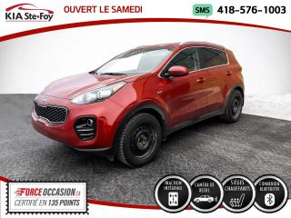 Used 2018 Kia Sportage * LX* AWD* CAMERA DE RECUL* SIEGES CHAUF for sale in Québec, QC