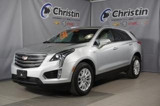 Used 2018 Cadillac XT5 SIEGE EN CUIR CHAUFFANT HAYON ELECTR. DEM A DISTAN for sale in Montréal, QC