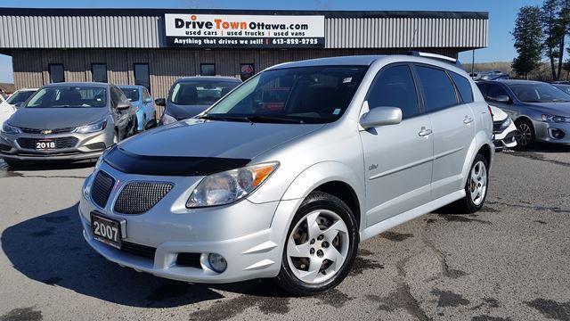 2007 Pontiac Vibe AUTOMATIC LOW KMS