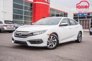 Used 2018 Honda Civic GARANTIE LALLIER 10 ANS/200,000 KILOMETRES INCLUSE PLUS DE 75 CIVIC USAGEES PRETES POUR  LIVRAISON RAPIDE for sale in Terrebonne, QC