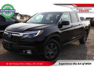 Used 2020 Honda Ridgeline EX-L AWD for sale in Whitby, ON