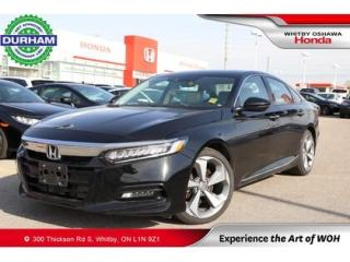 Used 2019 Honda Accord Touring 2.0 for sale in Whitby, ON