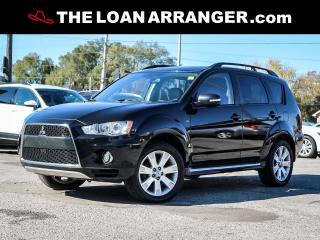 Used 2011 Mitsubishi Outlander for sale in Barrie, ON