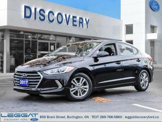 Used 2017 Hyundai Elantra GL for sale in Burlington, ON
