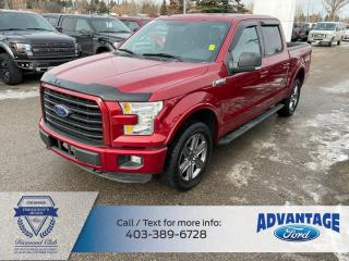 Used 2016 Ford F-150 for sale in Calgary, AB