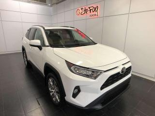 Used 2021 Toyota RAV4 XLE for sale in Québec, QC