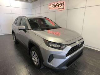 Used 2021 Toyota RAV4 LE for sale in Québec, QC